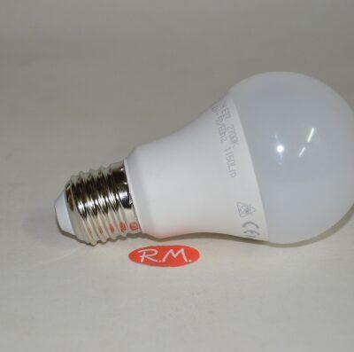 Bombilla led standard E27 12W 2700K