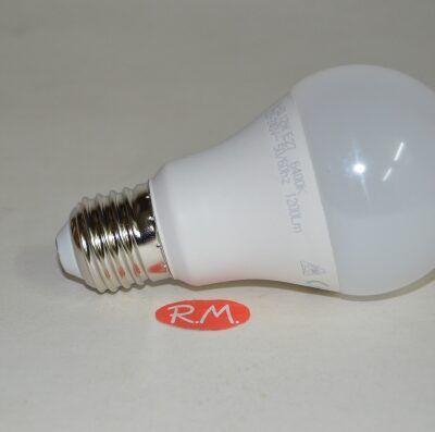 Bombilla led standard E27 12W 6400K