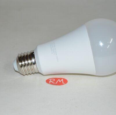 Bombilla led standard E27 18W 6400K