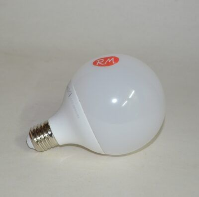 Bombilla led globo G95 E27 15W 2700K