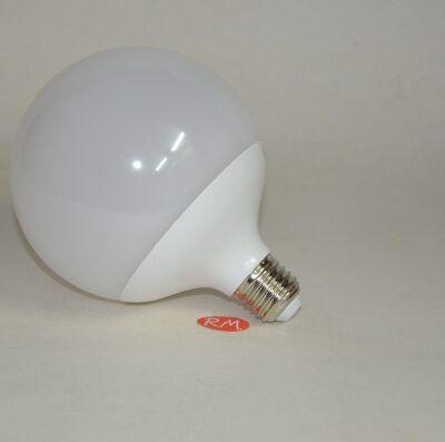 Bombilla led globo G120 E27 18W 2700K