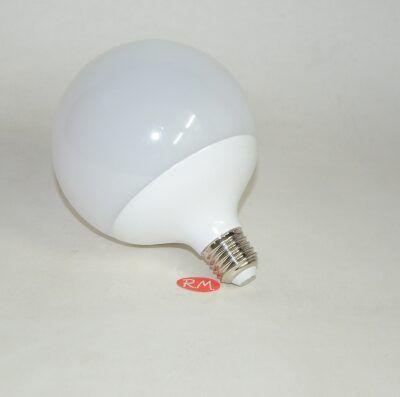 Bombilla led globo G120 E27 18W 6400K