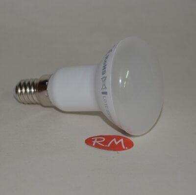 Bombilla reflectora led R50 E14 6W 6400K