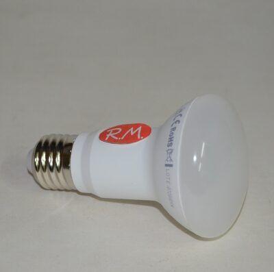 Bombilla reflectora led R63 E27 8W 2700K