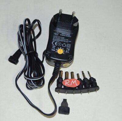Adaptador universal AC/DC 100mA