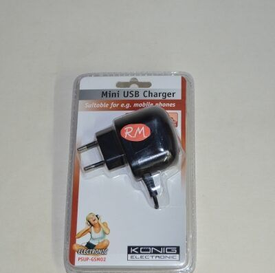Cargador universal mini USB PSUP-GSM02