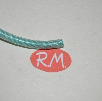 Cuerda de plástico forrada verde Ø 5 mm a metros