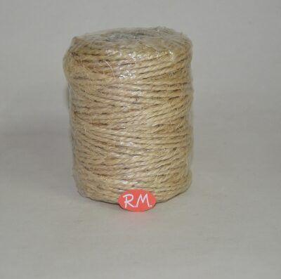 Cuerda sisal nº 1 2 cabos 220 gramos