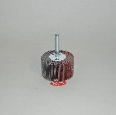 Cepillo lija abanico 50 mm grano 80
