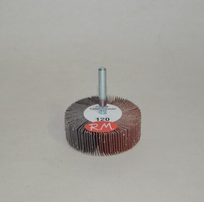 Cepillo lija abanico 60 mm grano 120