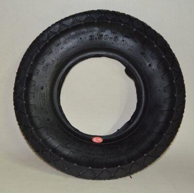 Cubierta rueda carretilla obra 3.5-8