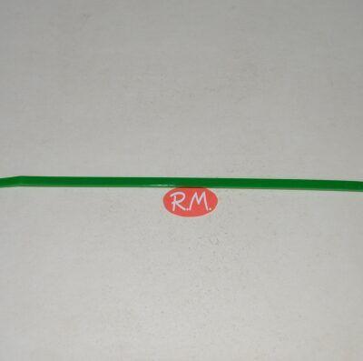 Brida 4.8*200 mm de color Verde 30 ud.