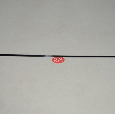 Brida 3.5*300 mm de color Negra 30 ud.