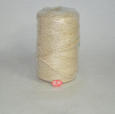 Cuerda sisal 2 cabos 750 gramos