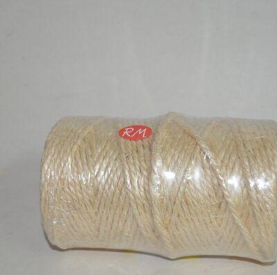 Cuerda sisal 3 cabos 750 gramos
