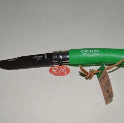 Navaja Opinel Nº 07 verde