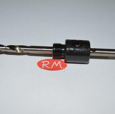 Husillo para coronas de 14 a 30 mm