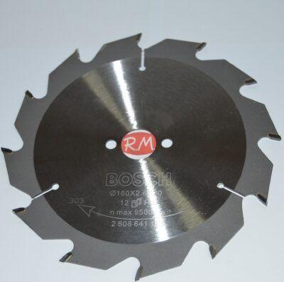 Disco de sierra circular Bosch Ø 160 mm