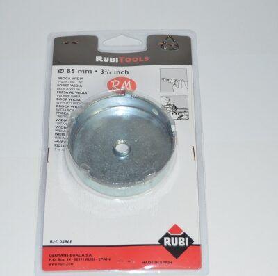 Rubi corona de widia 85 mm 04968