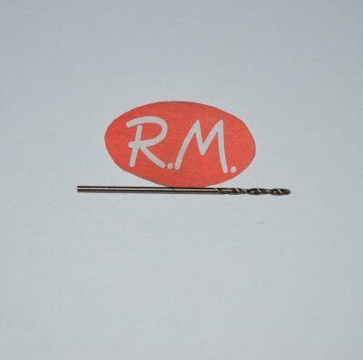 Broca HSSCO para acero inoxidable 1 mm