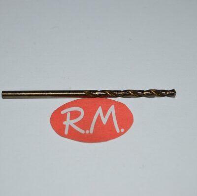 Broca HSSCO para acero inoxidable 2.25 mm