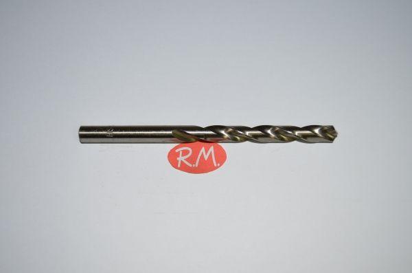 Broca HSS para metal en acero rápido 7 mm