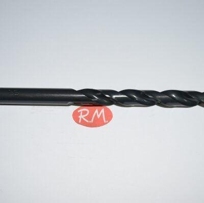 Broca HSS para metal en acero rápido 10 mm