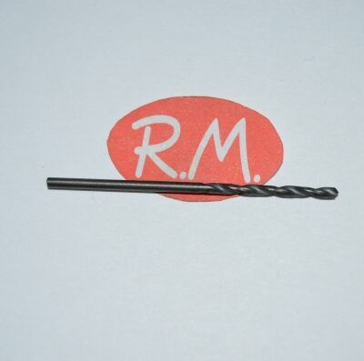 Broca HSS para metal en acero rápido 1.5 mm