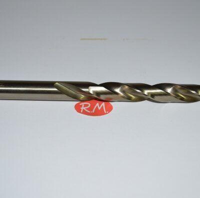 Broca HSS para metal en acero rápido 12.5 mm