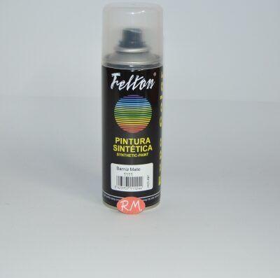 Spray pintura barniz mate 200ml