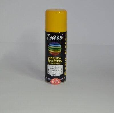 Spray pintura amarillo medio 200ml