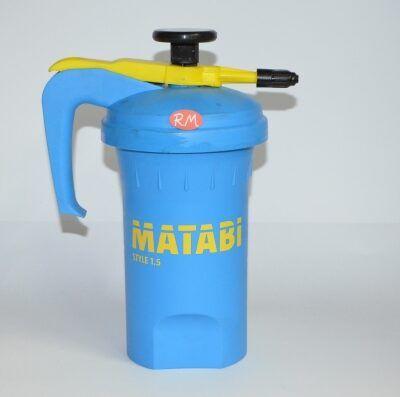 Pulverizador Matabi 1.5 litros con bomba de presión