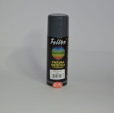 Spray pintura gris oscuro 200ml