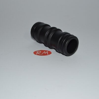 """Conector dos acoplamientos rápidos de riego 1"""" 25 mm"""