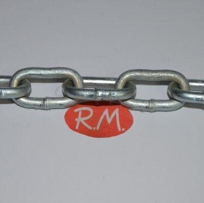 Cadena de 4 mm zincada a metros