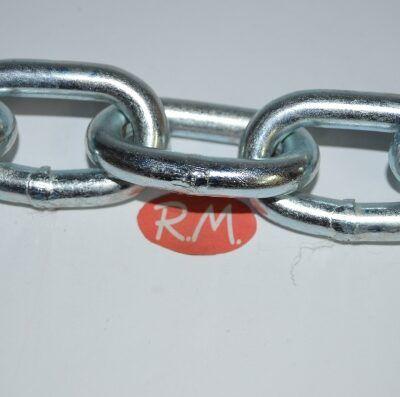 Cadena de 8 mm zincada a metros