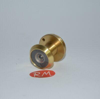 Mirilla super angular 15-25 mm latón